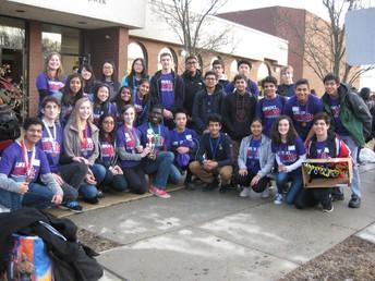Science Olympiad Dominates at Regionals