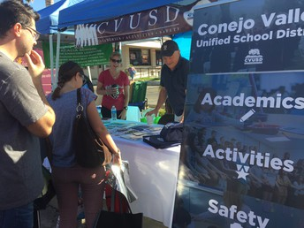 CVUSD estará en la feria Thousand Oaks Street