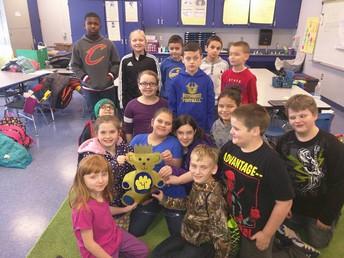 Golden Bear 4th Grade - Mrs. McDougall's Class