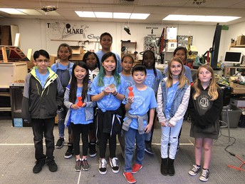 Alameda Education Robotics Program