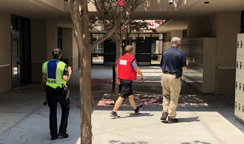 IPD Simulating an Active Shooter