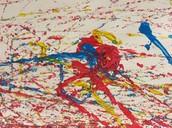 Marble Painting - Preschool