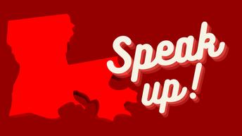 📢Louisiana Educators/Parents...IT'S TIME TO SPEAK UP!