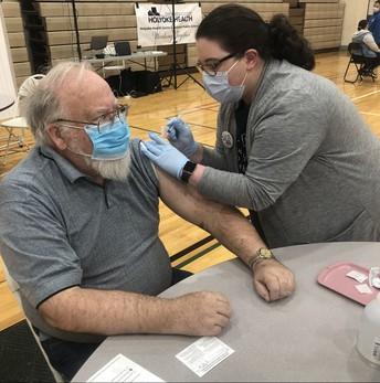 HPS vaccine clinic