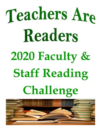 Faculty and Staff Reading Challenge