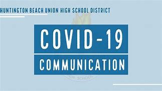 COVID-19 EMAIL COMMUNICATION UPDATE