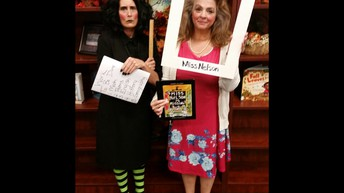 Viola Swamp and Miss Nelson-Character Dress Up Day
