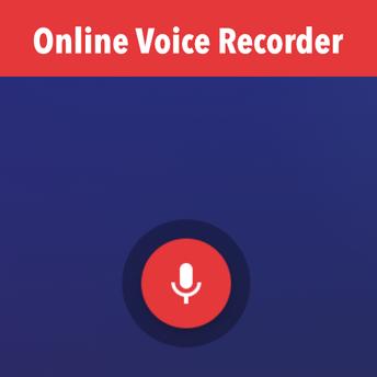 Online Voice Recorder icon