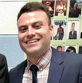Mr. Aaron McKinley     Assistant School Administrator