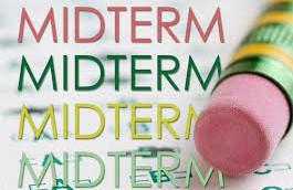 Midterm Reports Friday, November 20