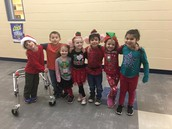 Elf Day- Mrs. Jones Class