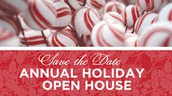 Career Center's Holiday Open House