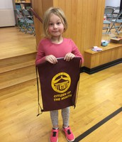 PCS 1st grade Citizen of the Month