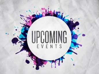 2019- 2020  Counseling & Upcoming Events Calendar- Don't Miss Out!