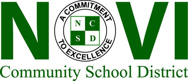 Novi Community School District Logo