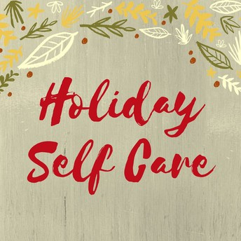 Holiday Self-Care