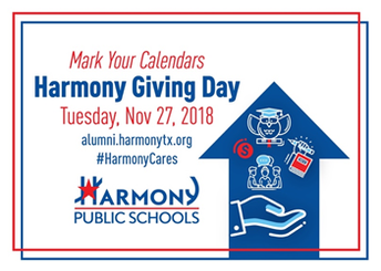 Harmony Giving Day
