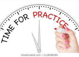 What Should Students Be Practicing?