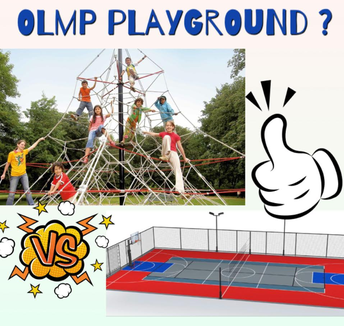 We need your input! OLMP Playground Progress
