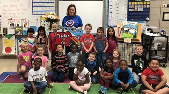 Florence Mattison Teacher of the Year