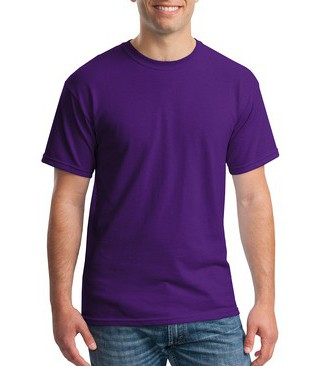 $10 SS Purple Basic Tee