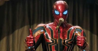 Spider-Man Swings back into the MCU