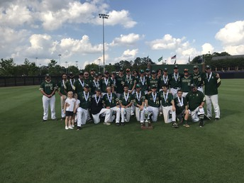 Gators of the Week:  Varsity Baseball finishes at Back to Back 5A Lower State Champions