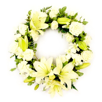 The Steps Needed For Putting Funeral Wreaths And Sprays Into Action