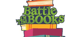 Battle of the Books on Tuesdays this month