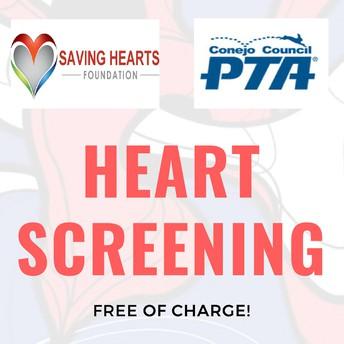 Evento GRATUITO de detección cardiaca para estudiantes de 12 a 18 años de edad