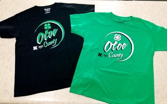 2019 New Style 4-H Shirts with N150 Logo