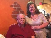 Sra. Barraza y su padre