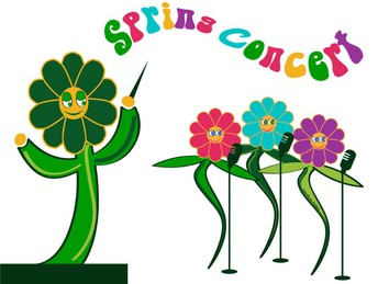 May 2nd Honor Choir Spring Concert