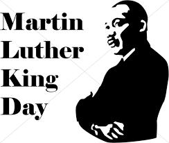 No School MLK Day, Monday, January 18th