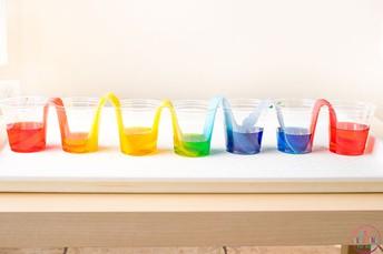 Grades 3-5: Color Walking