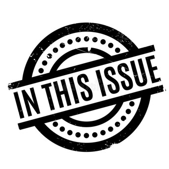 In this issue: