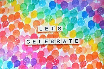 Gratitude & Celebrations!