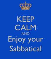 Sabbatical Applications due on March 15