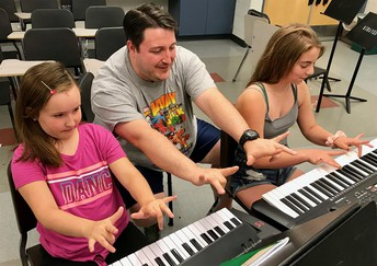 SGC Music teacher wins 'Thank A Teacher' contest