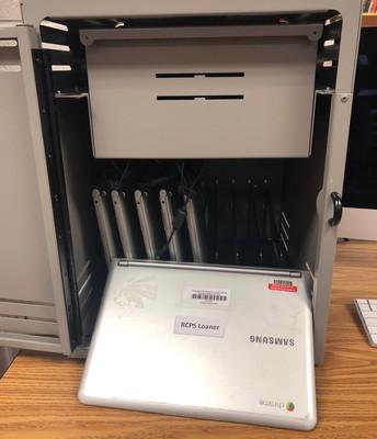 Loaner Chromebooks