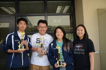 Beckman Debate Team Awards