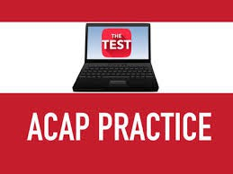 ACAP Practice Testing Site for grades 2nd-5th
