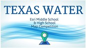 Texas Water: Esri 2018 Map Competition