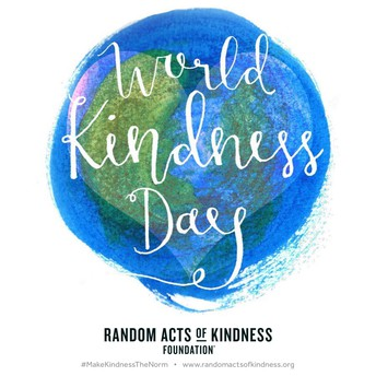 WORLD KINDNESS DAY, NOVEMBER 13th