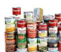 Great Response from our Food Drive!