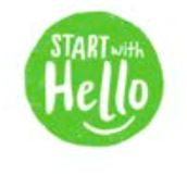 Start With Hello Week - Week of September 20th