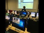 Hour of Code Activities @Delran Intermediate School