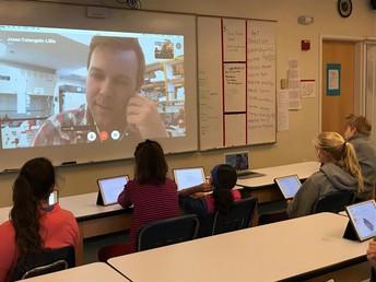 Skype a Scientist!