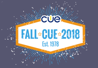 Fall CUE Schedule is Live!