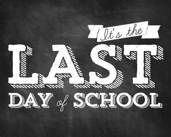 The week of May 26th-29th will be last week of online schooling where new materials will be assigned.